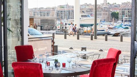 Au Vieux Port, Marseille