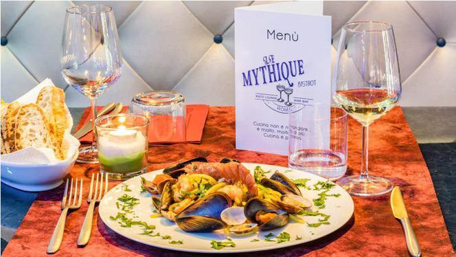 Suggerimento dello chef - Le Mythique Bistrot Lounge Bar, Rome