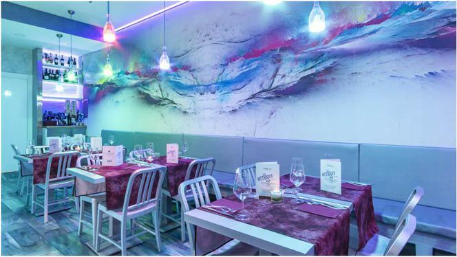 Veduta dell interno - Le Mythique Bistrot Lounge Bar, Rome