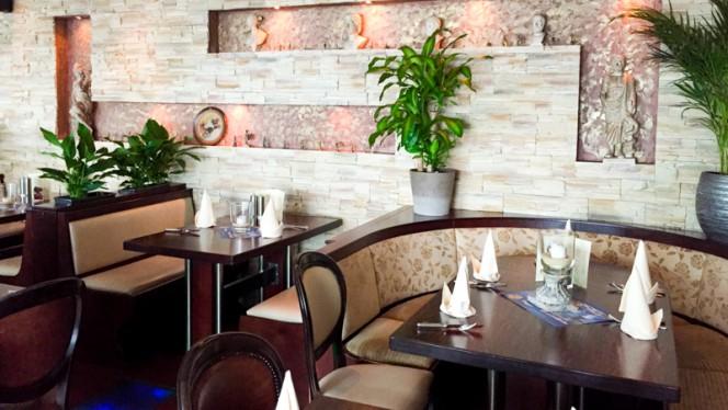restaurantzaal - Athene Palace, Den Haag