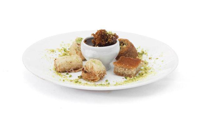 Suggestion de dessert - Les Saveurs du Liban, Genève