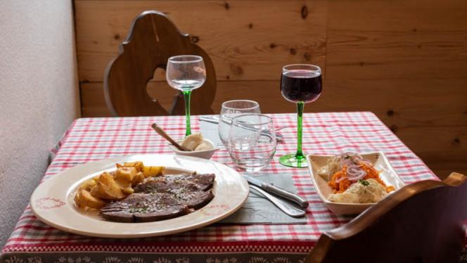 Suggestion du chef - Chez l'oncle Freddy, Strasbourg
