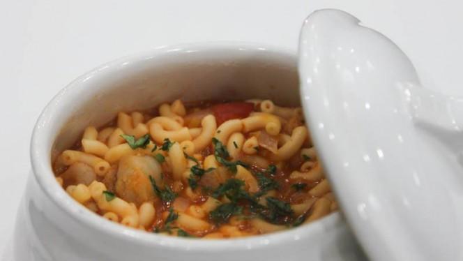 Sugestão do chef - Massada de Peixe - Raízes, Lisboa