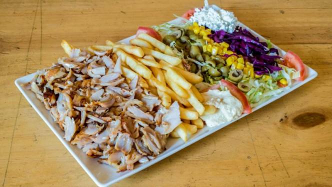 Sugerencia del chef - Ali doner kebab, Barcelona
