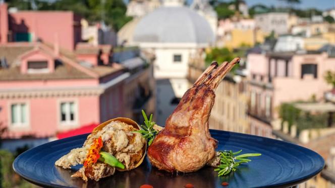 Suggerimento dello chef - Locarno Bar, Rome
