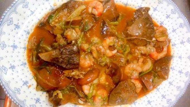 Sugerencia del chef - Canyar, Valencia