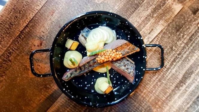 Sugestão do chef - Morgane Petiscos e Vinhos, Porto