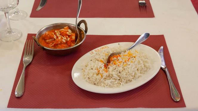 Suggestion du Chef - Le Rajwal, Bordeaux