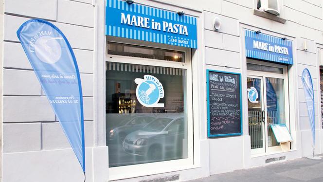 Location - Mare in Pasta, Milan