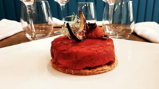 Tartelette provençale - Licandro Le Bistro, Aix-en-Provence