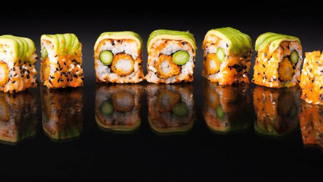 Sugerencia del chef - Miss Sushi - Hortaleza, Madrid