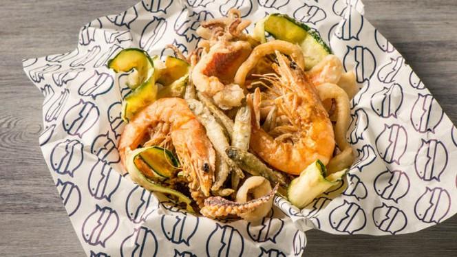 Fritto Misto - Eatica - Cucina di Pesce, Milan