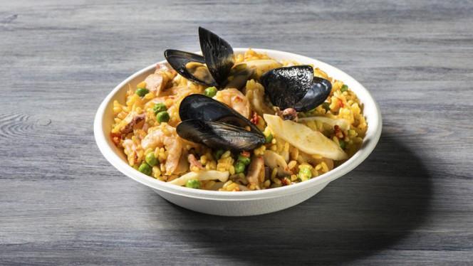 Paella - Eatica - Cucina di Pesce, Milan