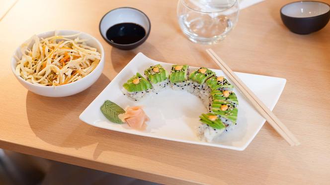 Création de Sushis by Mika - Mika Sushi Brotteaux, Lyon
