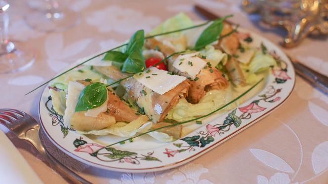 Suggestion de plat - Hôtel Restaurant La Villa Toscane, Paris
