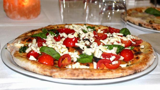 Pizza - Bistre', Rome