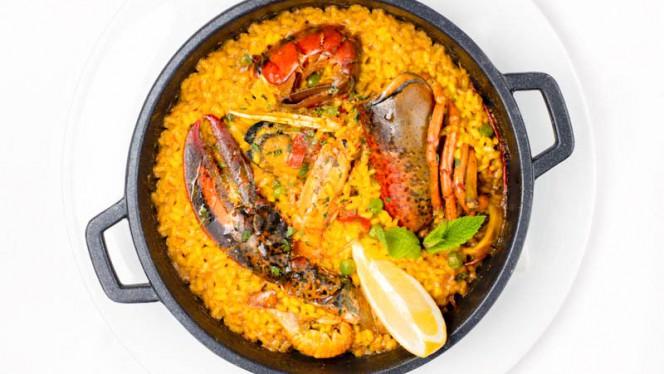 Sugerencia del chef - La Tata, Barcelona