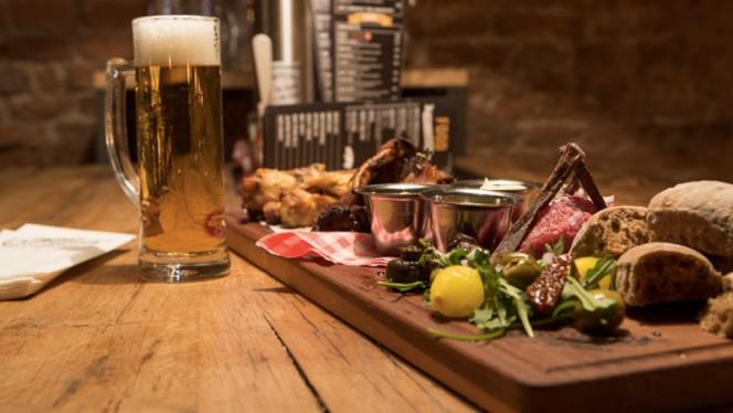 Suggestie van de chef - Beers & Barrels at the Harbour, Utrecht