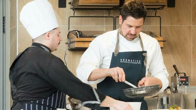chef - Aromatica, Milan