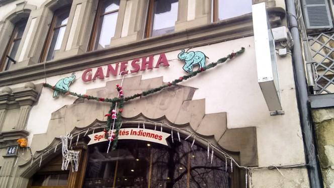 Devanture - Ganesha, Strasbourg