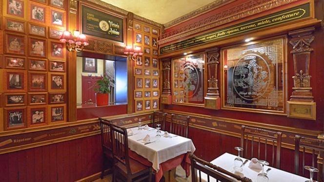 Vista Sala - La Tagliatella Barquillo, Madrid