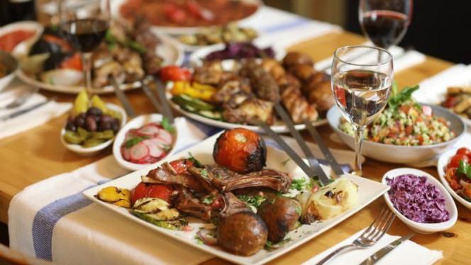 Sugerencia del chef - Shaq Shuq, Barcelona