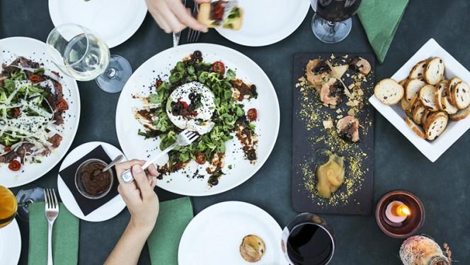 Sugerencia del chef - Carmen El Agua, Granada