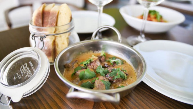 Sugestão do chef - Le Chat, Lisboa