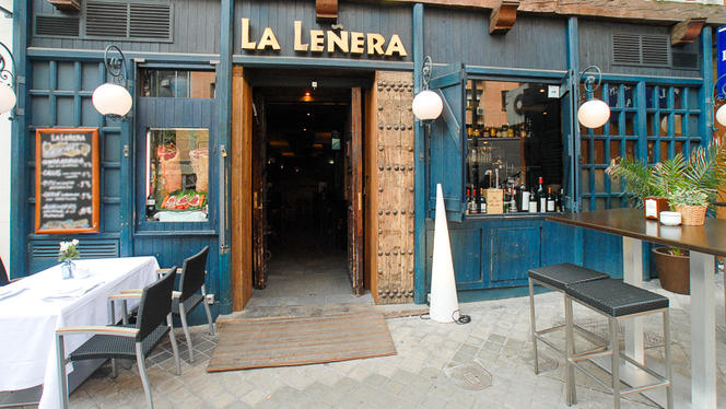 Entrada - La Leñera, Madrid