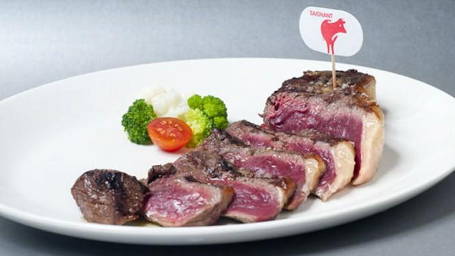 Sugerencia del chef - La Leñera, Madrid