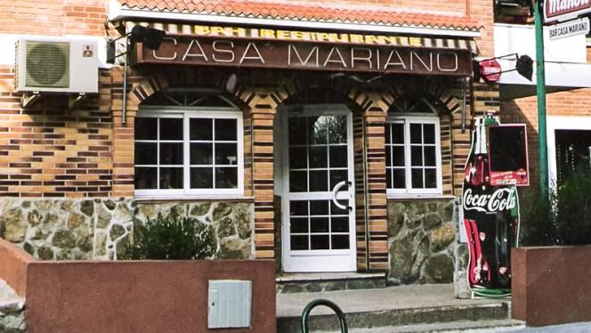 Fachada - Casa Mariano, Madrid