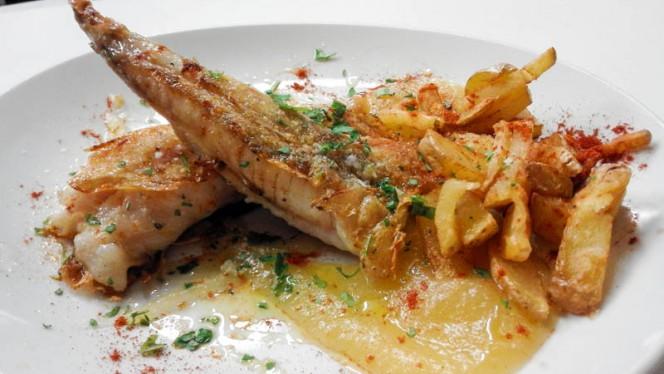 Sugerencia del chef - Camí Vell, Manresa