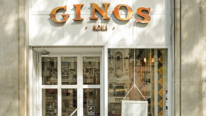 Vista entrada - Ginos - Alcalá, Madrid
