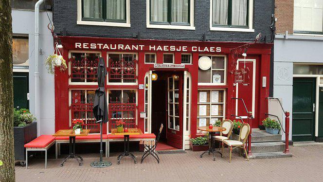 Buitenkant - Haesje Claes, Amsterdam