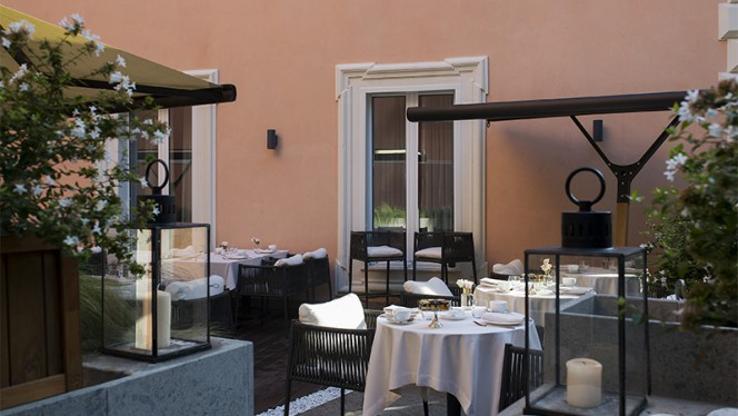 Esterno - Bar Bacharach & Bistrot, Rome
