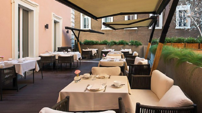 Terrazza - Bar Bacharach & Bistrot, Rome