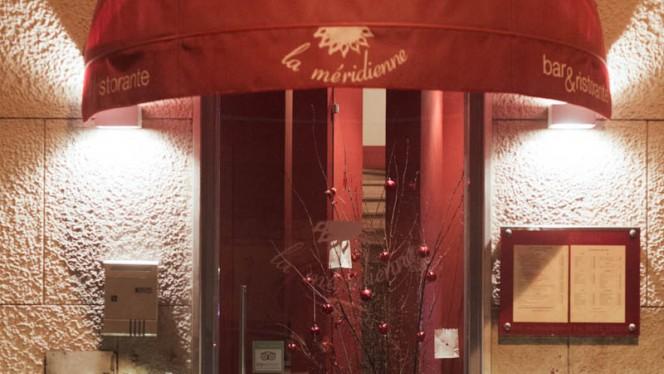 La entrada - La meridienne, Piacenza