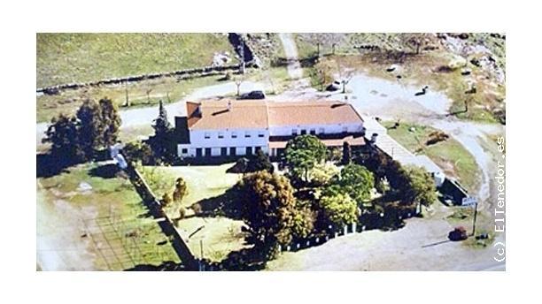 Vista aérea - Venta del Magasca, Trujillo