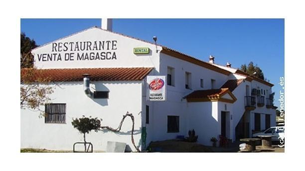 Vista de la fachada - Venta del Magasca, Trujillo