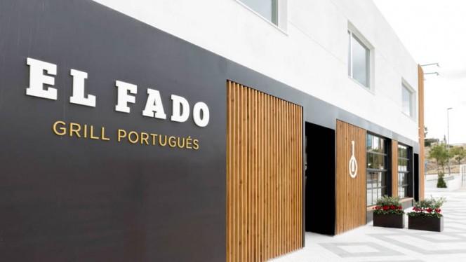 Entrada - El Fado, Alicante