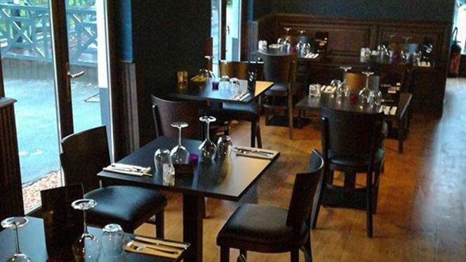 Salle du restaurant - Relais La Vigne, Bondues