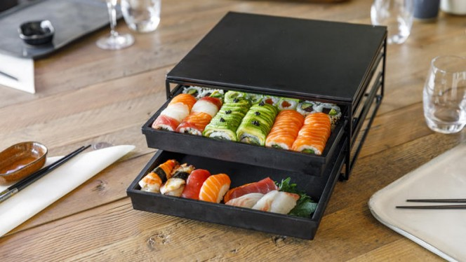 Box Enjoy Sushi - Enjoy Sushi Bouc-Bel-Air, Bouc-Bel-Air