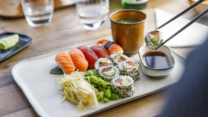 Plateau découverte - Enjoy Sushi Bouc-Bel-Air, Bouc-Bel-Air