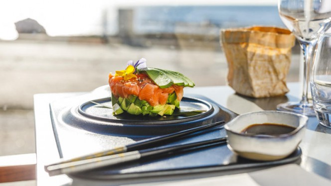 Tartare saumon avocat - Enjoy Sushi Bouc-Bel-Air, Bouc-Bel-Air