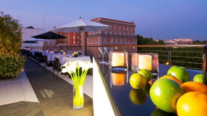 Vista terraza - El Mirador del Thyssen, Madrid