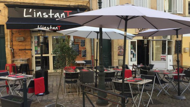 Devanture - L'InstanT, Aix-en-Provence