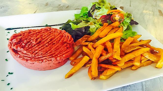 Tartare de boeuf préparé - L'InstanT, Aix-en-Provence