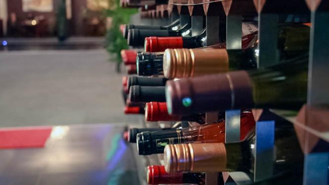 choix du vins - Aux Indes Royal, Capinghem
