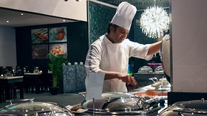 le chef - Aux Indes Royal, Capinghem