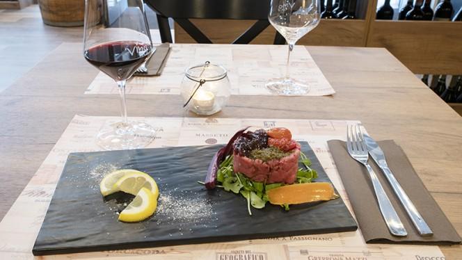 Suggerimento dello chef - Vinoteca Bologna, Bologna